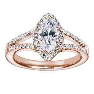 Marquee Engagement Ring