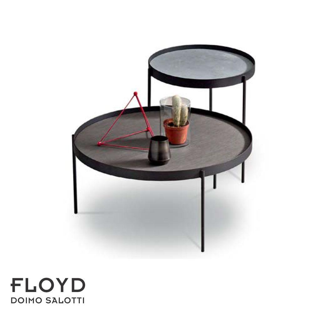 Floyd tavolino di servizio doimo salotti coffetable - Tavolini poltrone sofa ...
