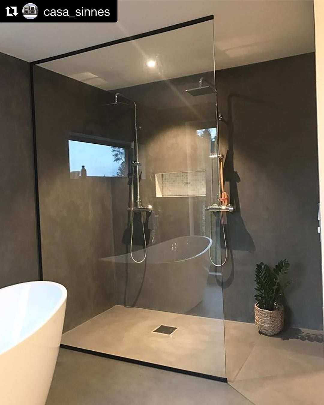 Best Walk In Showers Bad Innredning Interior Bad
