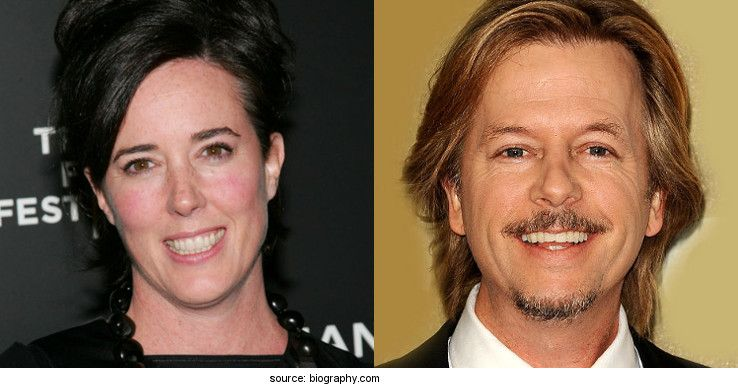 Kate Spade And David Spade Relationship Sisterbrother In