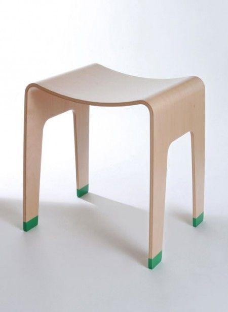 The Collection Tabouret Bois Mobilier De Salon Bois Concept
