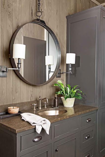 Rustic Bathroom Vanities Calgary Rustic Bathroom Vanities In