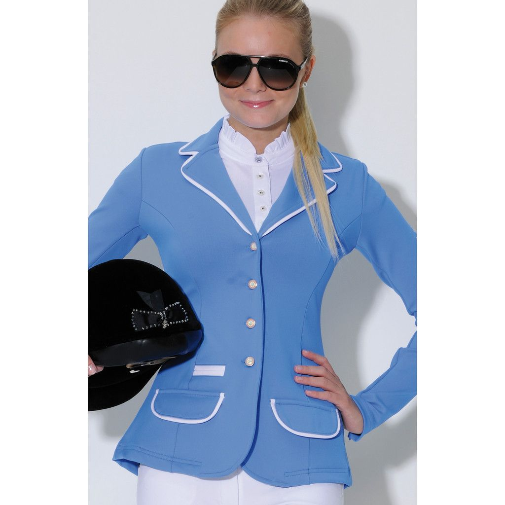 Show Jackets for the fashion forward rider | Horse Show Week on VR ...