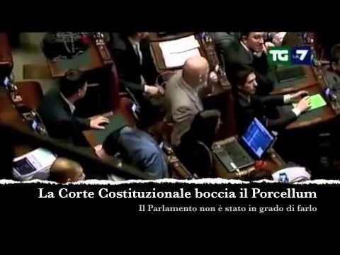 La cronostoria dal Porcellum all'Italicum