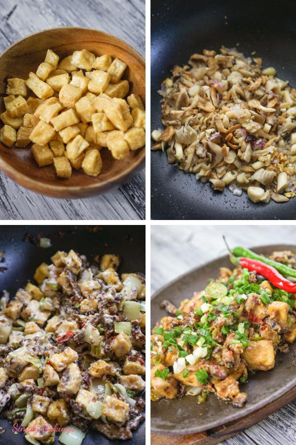 Tofu Sisig Recipe Sisig, Sisig recipe, Tofu recipes