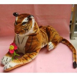 47 Giant Tiger Stuffed Plush Animal Toy Earthday