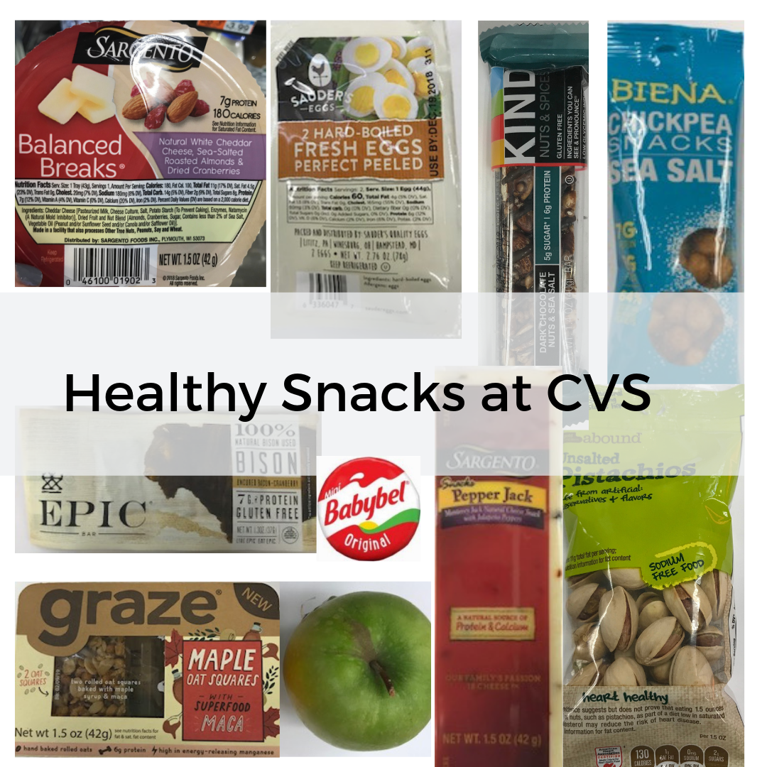 Healthy snacks at CVS and Duane Reade | Healthy obsessions