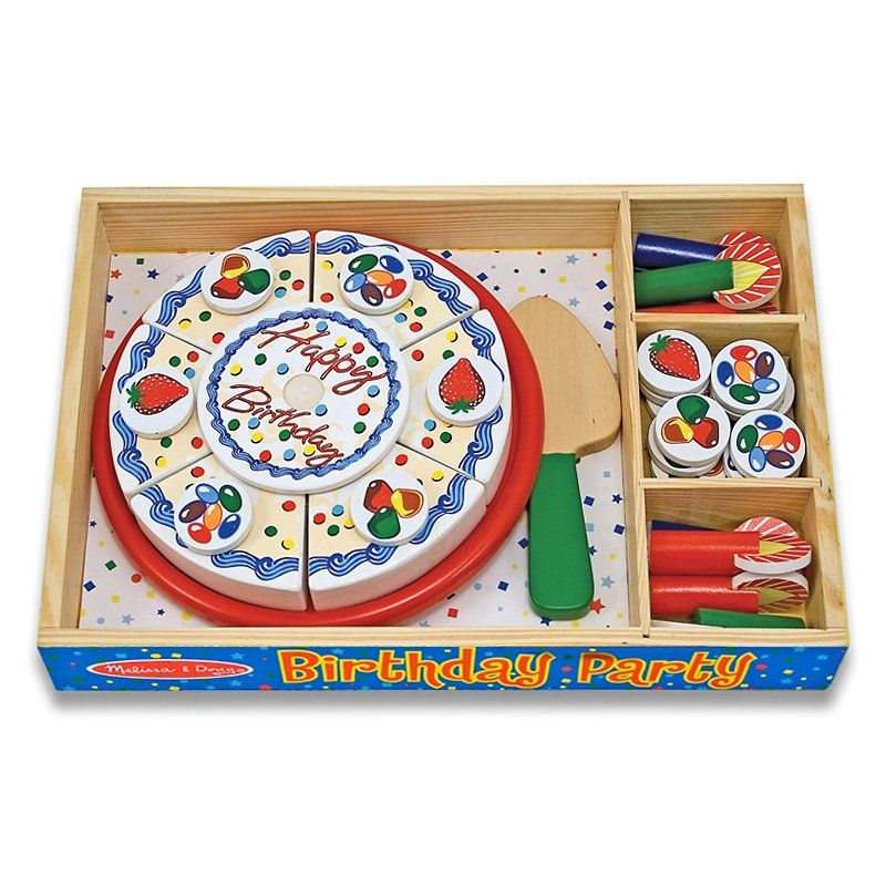 Have to have it melissa and doug birthday party toy set