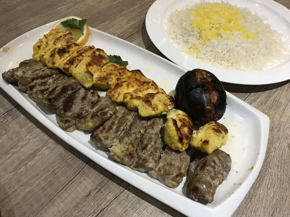 Dining Out Kebabs And Stews Are Stars At I Cook Persian Cuisine Persian Cuisine Cooking Lebanese Recipes