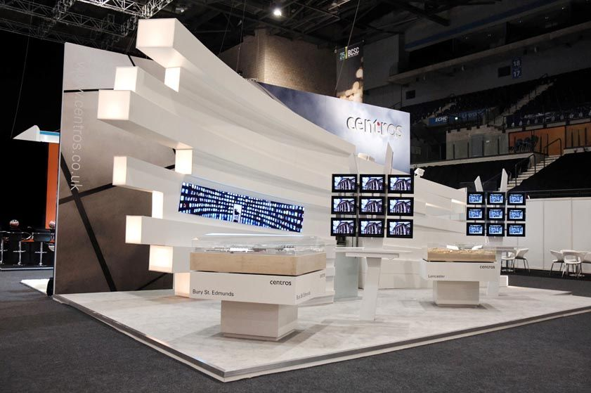 Every Trade Show Needs Some New Custom Exhibition Displays That Finely Effects Your