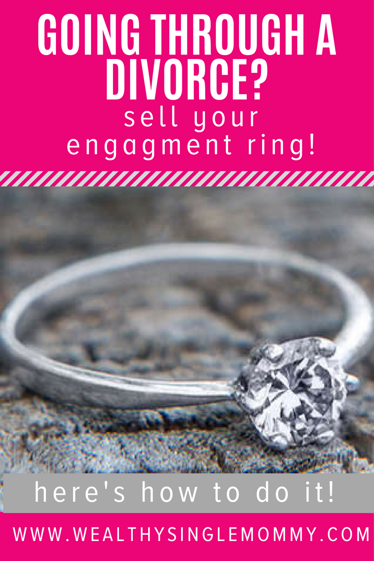 Why you should sell engagement ring after divorce (and where to do ...