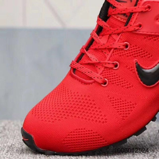 best loved addb7 4c173 Latest Style Nike Air Shox Ultra 2019 University Red Black Shox Nz Mens  Running Shoes Trainers