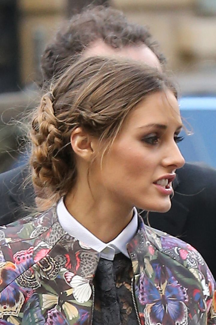 Formas modernas de los mejores peinados Fotos de cortes de pelo tendencias - Los 100 mejores peinados de Olivia Palermo (con imágenes ...