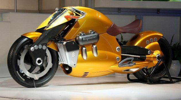 10 Crazy Concept Bikes To Ride In Future Concept Motorcycles