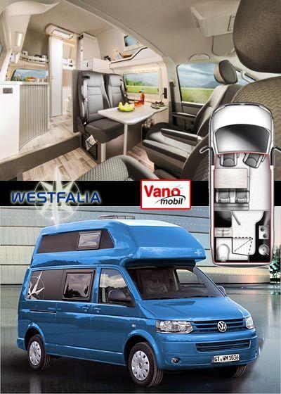 Westfalia Club Joker Buscamper Camper Ideeen Camper Busjes
