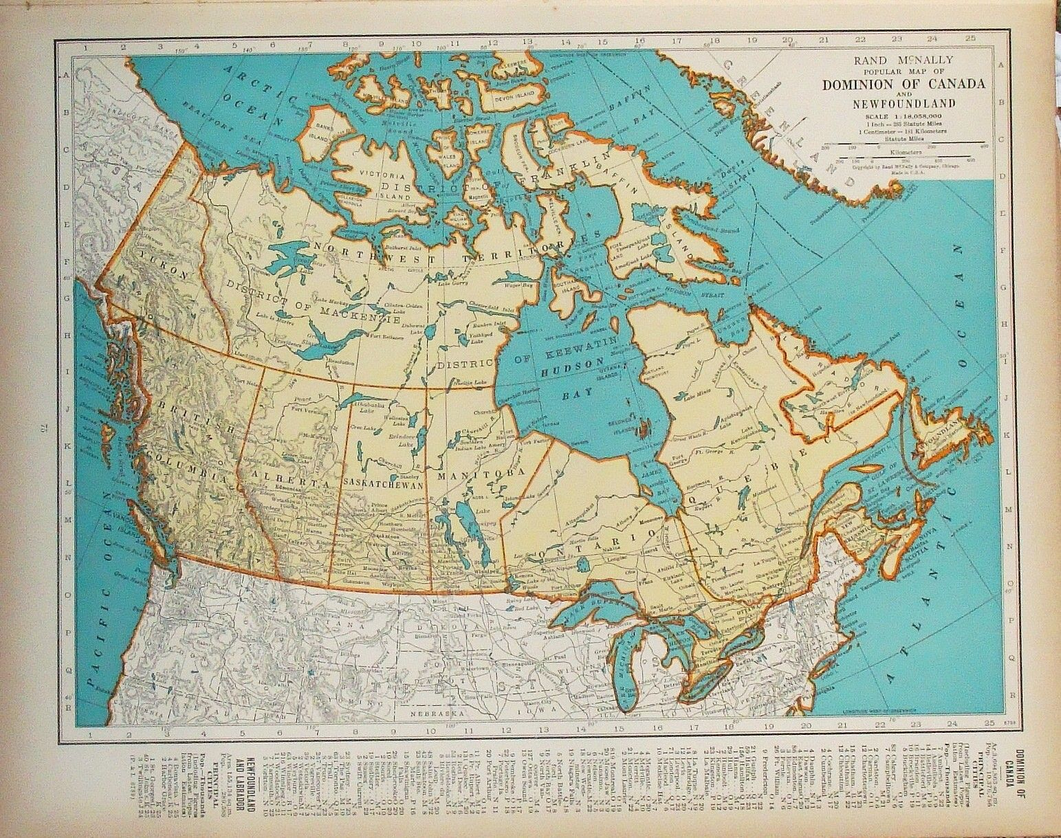 Map of canada around the world nacanada pinterest map of canada gumiabroncs Gallery