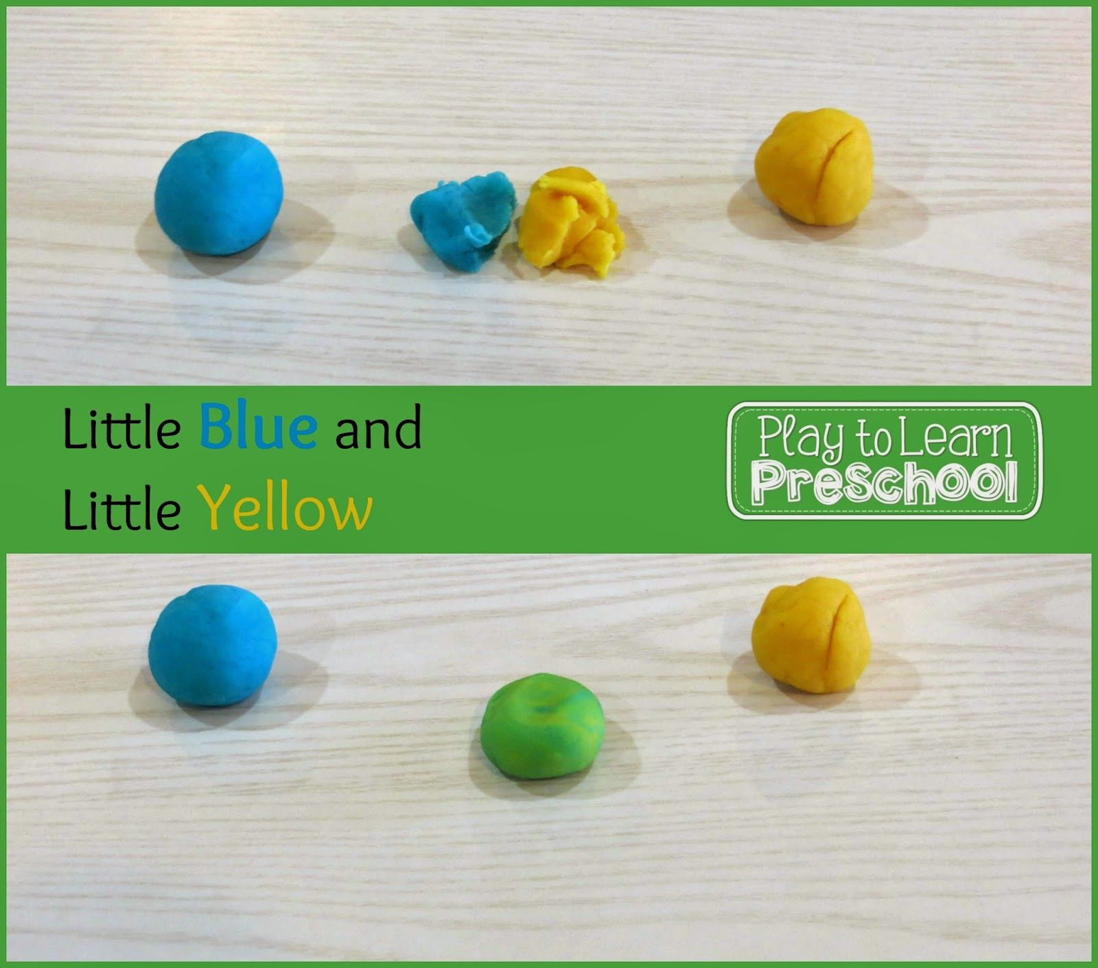 5 Favorite Color Books | Play dough, Leo lionni and Author studies