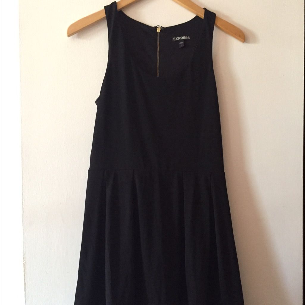 Express black dress products