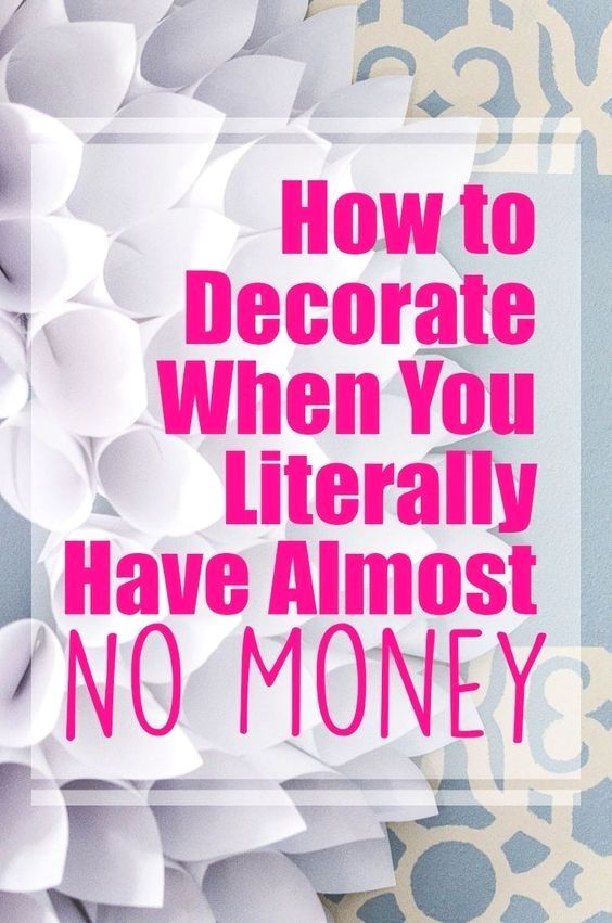 10 Awesome Cheap Home Decor Hacks And Tips Apartment