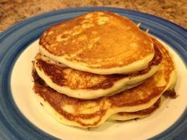 Originator says: Best Ever Pancake/Waffle Batter