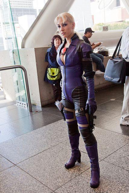 Jill Valentine Battlesuit Cosplay Cosplay Artisans Videogame