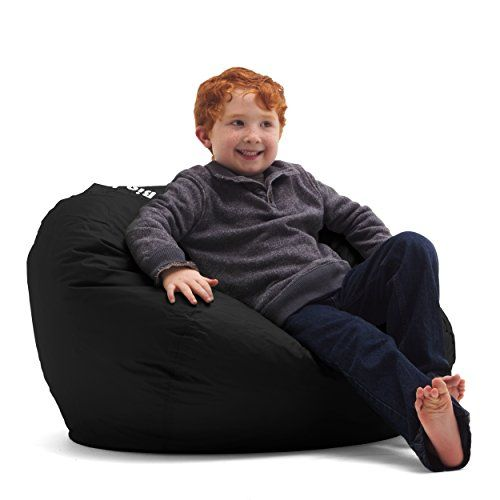 Big Joe 98 Inch Bean Bag Limo Black Big Joe Https Www Amazon Com Dp B008c3xzj0 Ref Cm Sw R Pi Dp X L87xybd20r8mh Cool Bean Bags Bean Bag Bean Bag Chair
