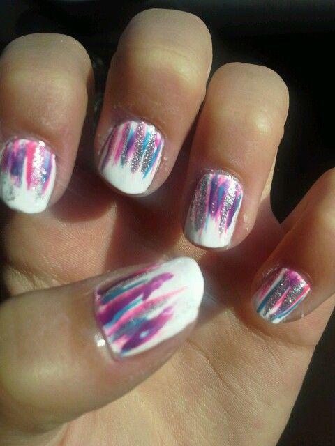 MissJenFABULOUS Nails | Via Jaylynn Dahms | Nail Art | Pinterest