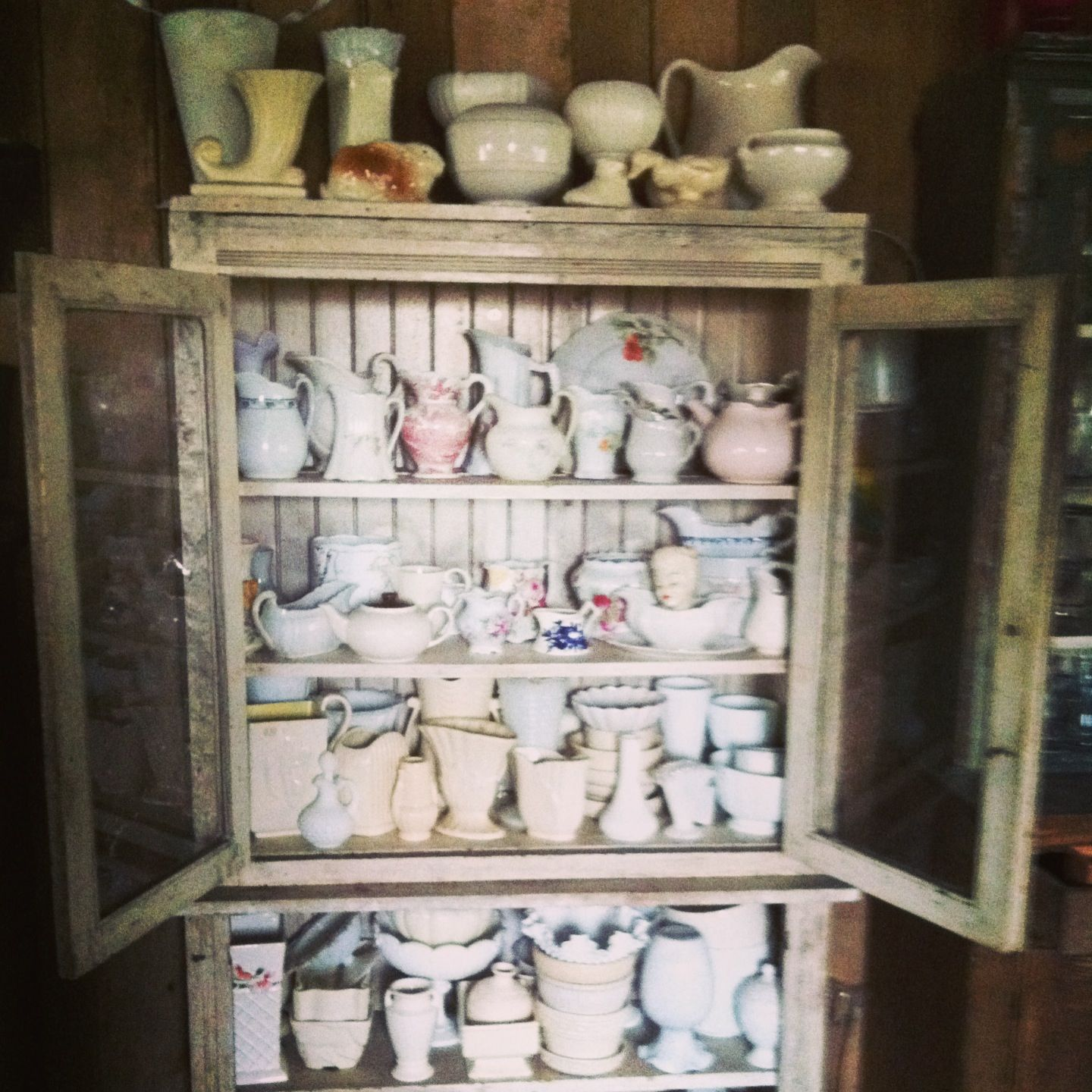 Our collection of vintage white vases perfect for country chic fresh seasonal sustainable localy grown flowers for weddings and special events located near lima ohio reviewsmspy