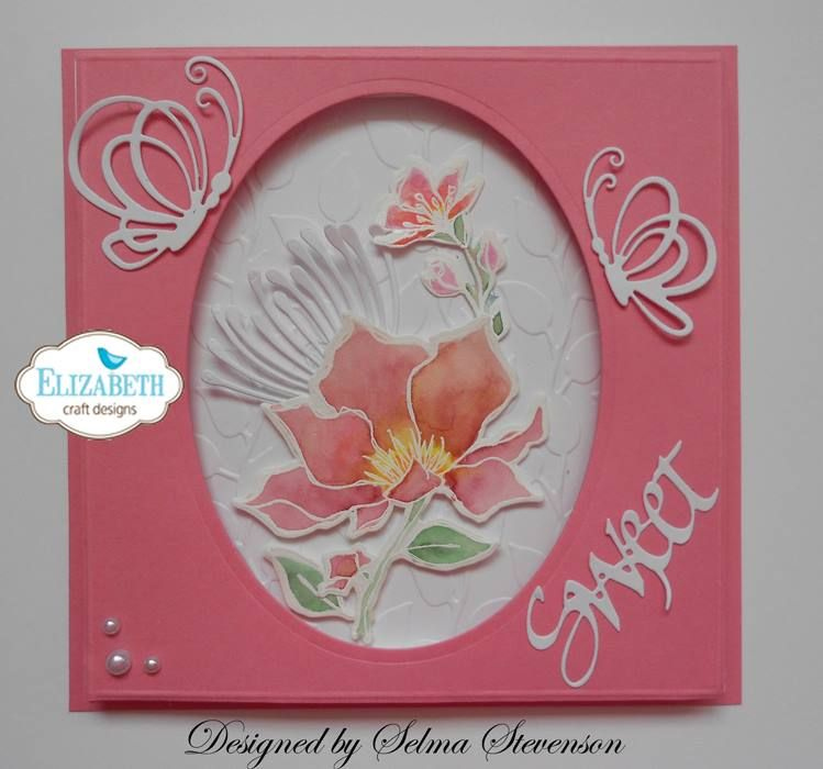 This card by Selma Stevenson will be sure to put a smile on your face this morning! http://wp.me/p4kQzc-5OI