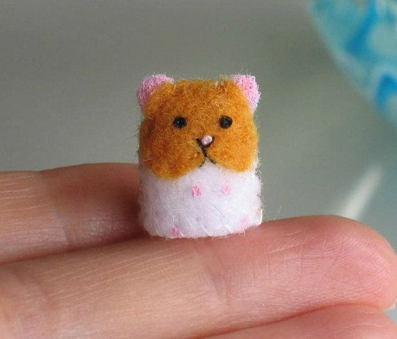 Hamster van een spijkerbroek | hamster naaien | spijkerbroek