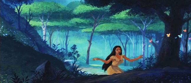Pocahontas, une Légende Indienne [Walt Disney - 1995] - Page 13 7de4fc3cd67bc0e0ba3030355a66a321