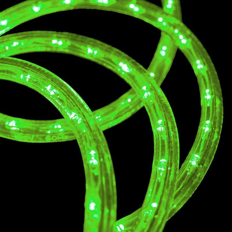 2 Wire Led Rope Light 30 Lime Green Buy Leds Led And Fiber Optic Lighting Led Accessories Led Bul Led Rope Lights Outdoor Rope Lights Led Light Design