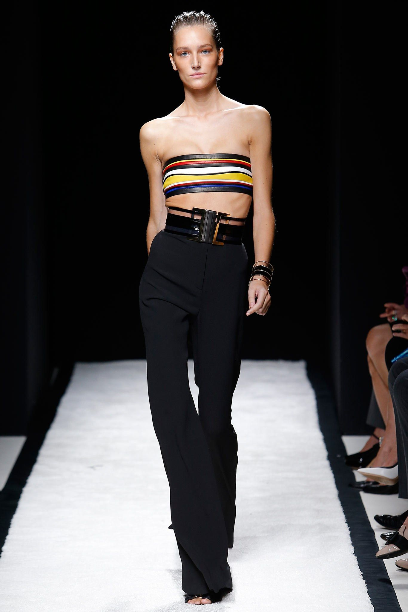 8d4c71251f Balmain Spring 2015 Ready-to-Wear Fashion Show in 2019