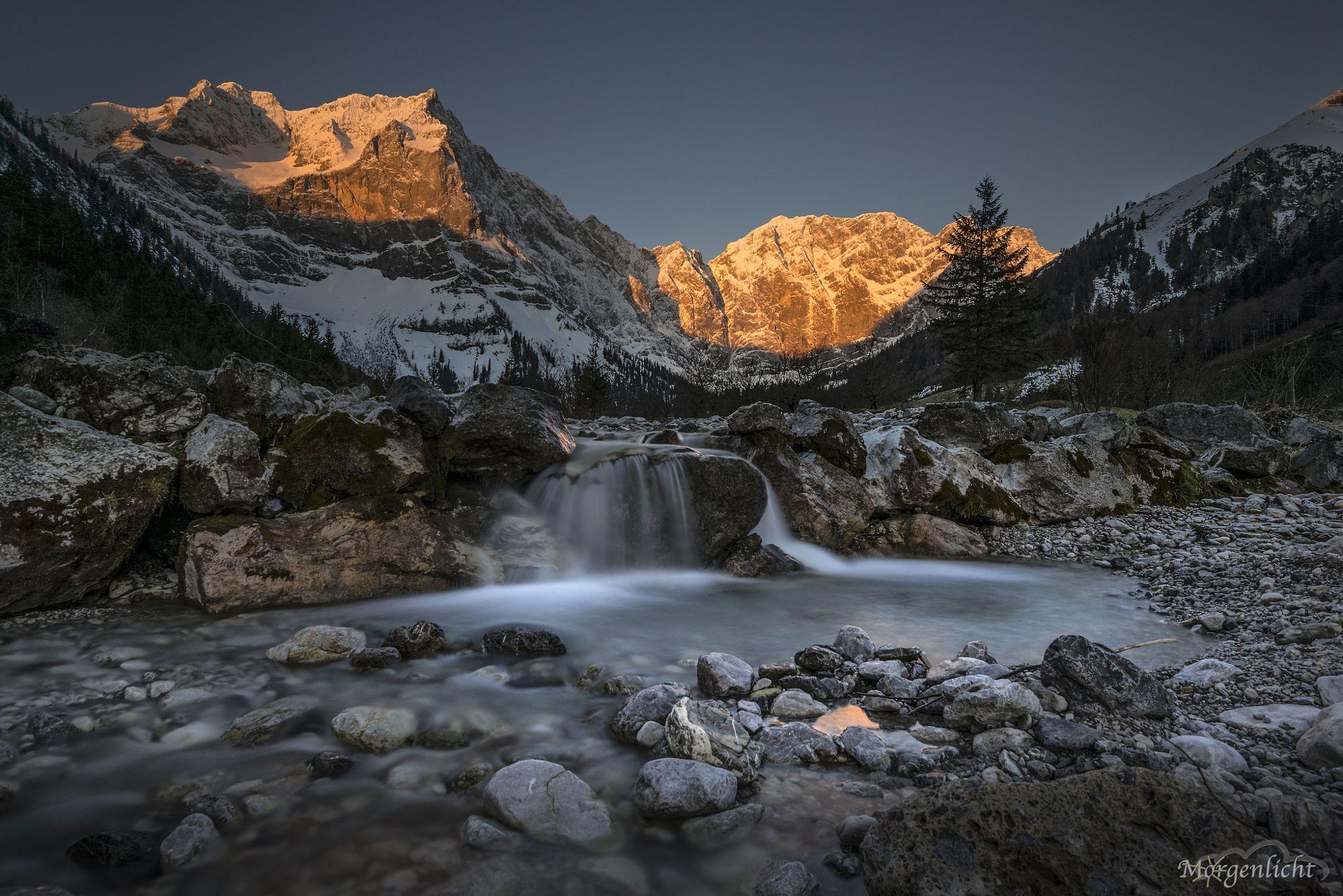 Alpine glow... by Nina Pauli on 500px
