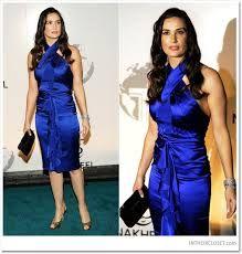 cobalt silk dress - Szukaj w Google