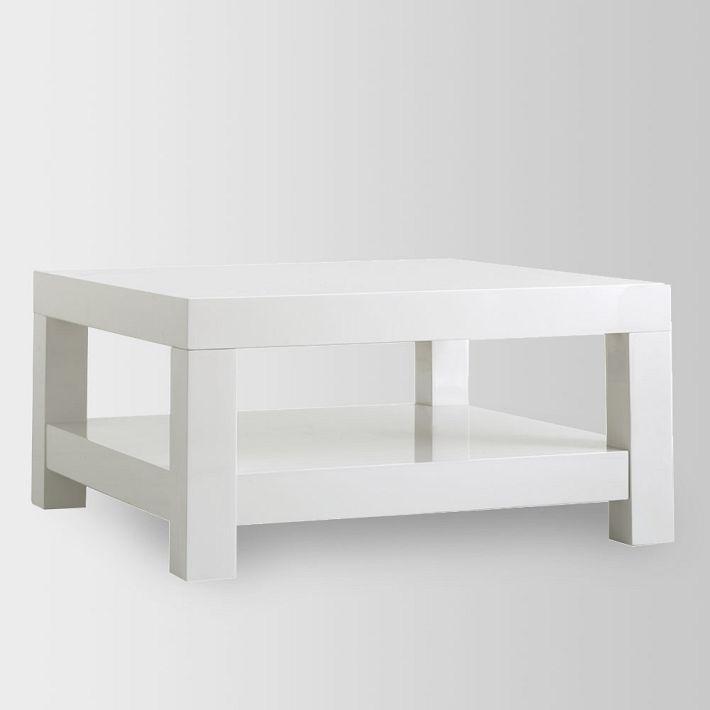 West Elm Parsons Coffee Table Design Decor Pinterest - West elm parsons coffee table