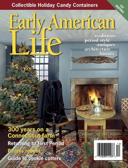 Eal Dec08 Early American Life December 2008 American