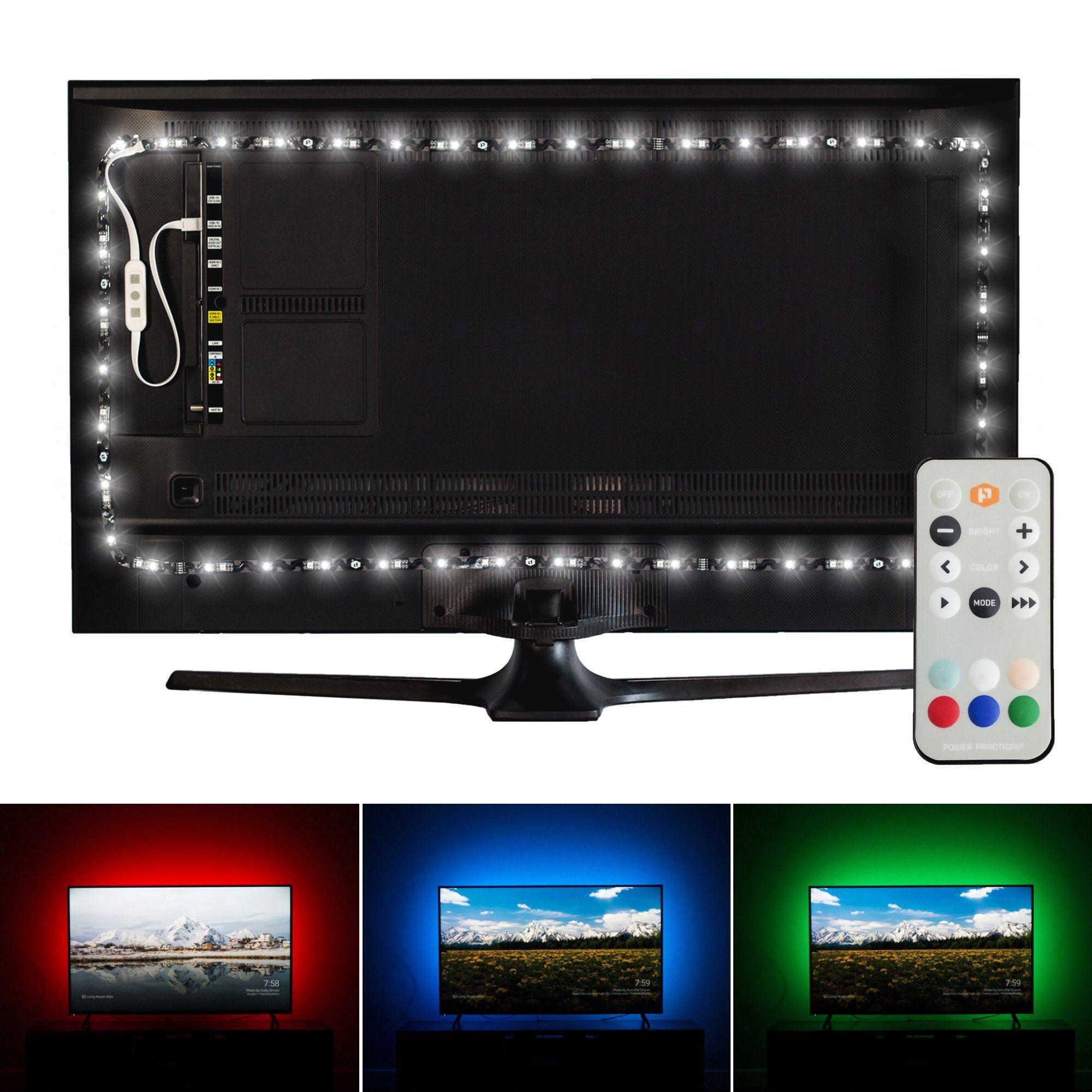 bias lighting tv backlight strip lighting