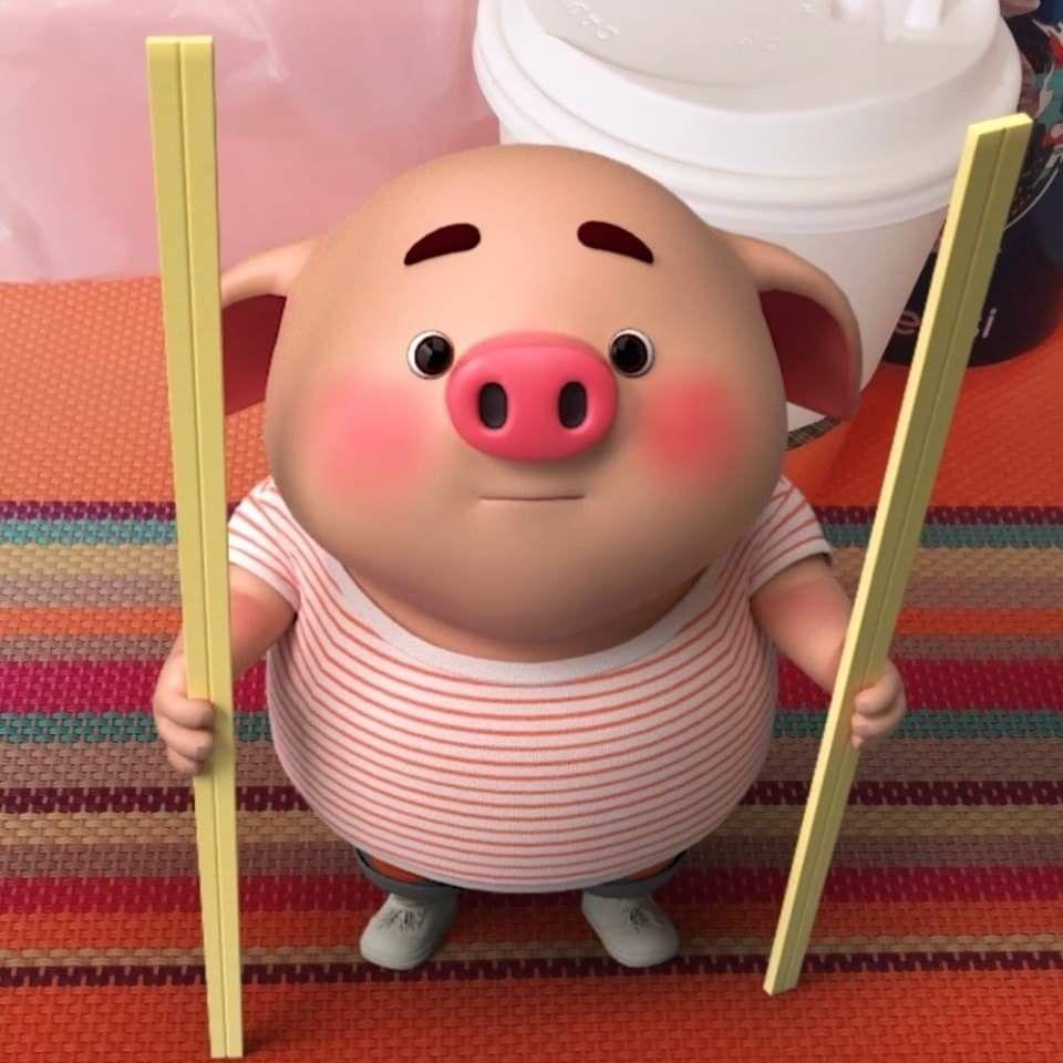 Fotos De Thảo Trang En Bé Heo Cute | Cerditos, Cerdo Bebé, Fondos Lindos Para Celular 14A
