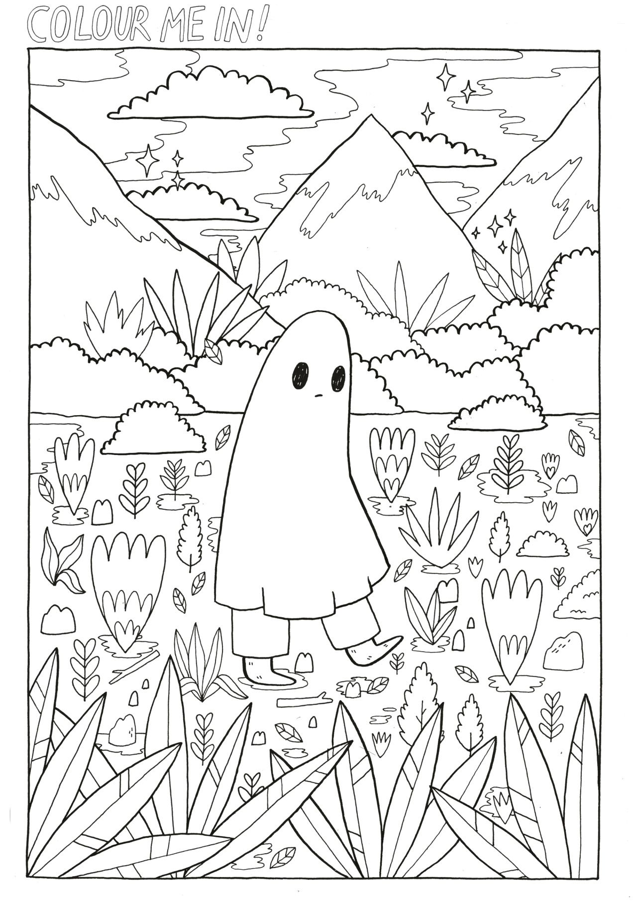 Aesthetic Coloring Pages Collection In 2020 Tumblr Coloring Pages Cartoon Coloring Pages Coloring Pages