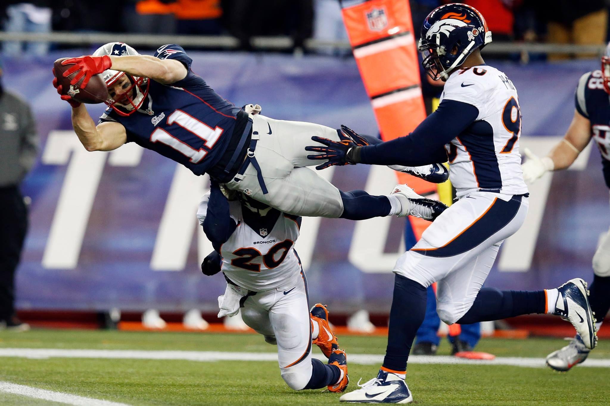 Julian Edelman Julian Edelman New England Patriots New England Patriots Football