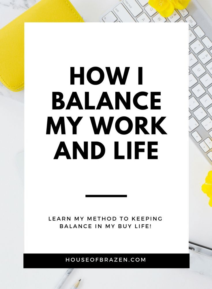 How I Keep My Work Life Balance is part of Organization Work Career Advice - Have you ever wondered how entrepreneurs and bloggers seem to keep a perfect work life balance  In this post you'll learn exactly how they do it  Hint It's not what you think! P