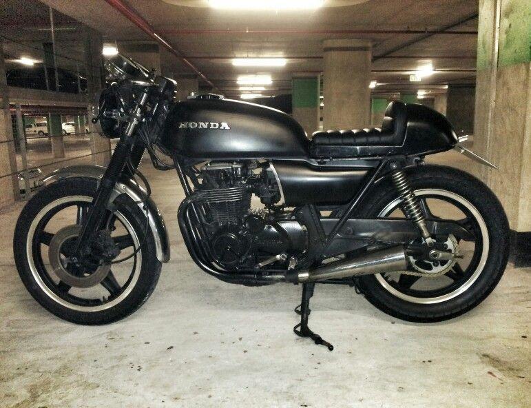 motorcycle #caferacer #honda #cb650 #capetown #crsa #vintage