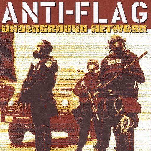 Anti Flag Stars And Stripes Anti Flag Punk Rock Princess Flag