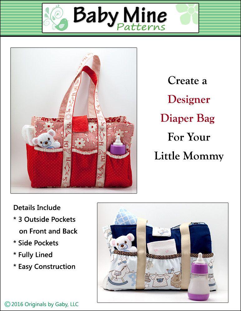 Dolly Diaper Bag 15\