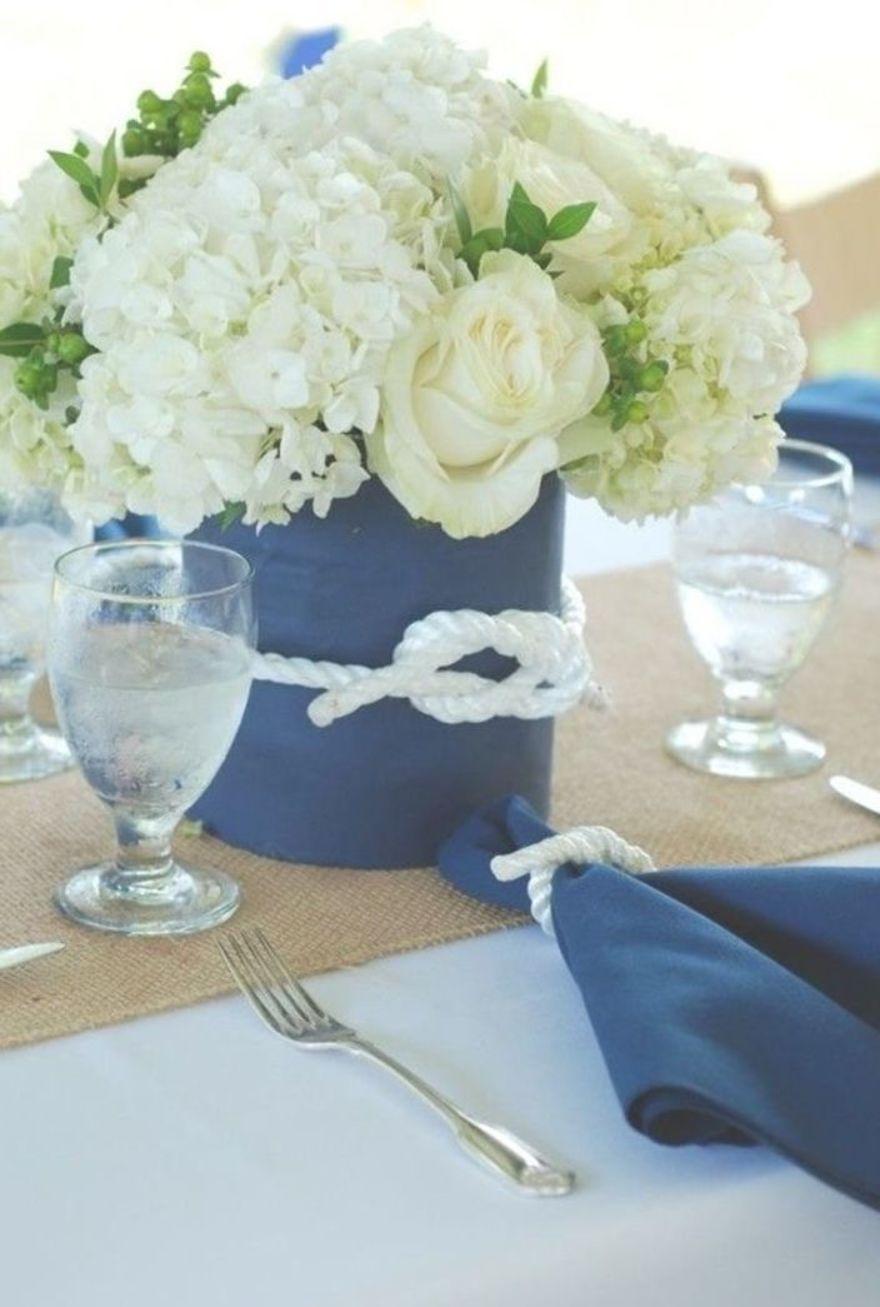 Nautical Wedding Centerpiece Ideas 7 Fashion And Wedding Nautical Wedding Centerpieces Nautical Wedding Theme Nautical Centerpiece