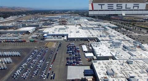 Current Events Tesla California Travel California