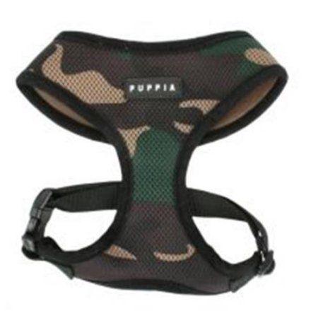114242 Harness, Soft Camo, XS, Assorted