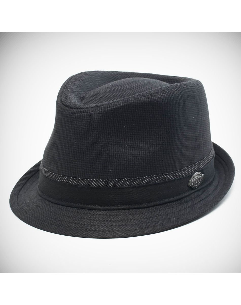 06f9b0caba52c9 Dickies Pinstripe Black Fedora | My Style | Dickies clothing, Black ...