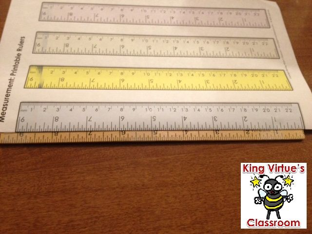 ruler measurement tools printable rulers 9 inches and 22 centimeters s c h o o l. Black Bedroom Furniture Sets. Home Design Ideas